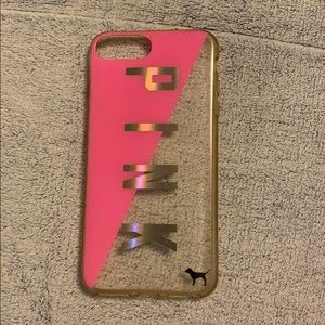I phone 8 plus case from VS Pink